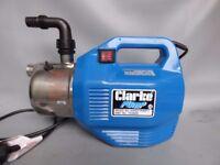 Clarke pump. Waterbed draining pump plus...