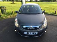 2012 Vauxhall Corsa 1.4 Petrol SE 35000 Miles Drives Like New Long MOT Excellent Condition Clean
