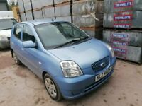 Kia, PICANTO, Hatchback, 2006, Manual, 1086 (cc), 5 doors