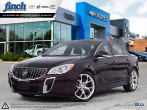 2017 Buick Regal GS GS|AWD|SUNROOF|NAV|BOSE SOUND|LEATHER