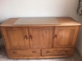 Ercol Windsor Elm sideboard vgc collection only £325