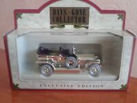 Days Gone Collector Exclusive Edition Rolls Royce Silver Ghost