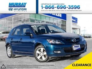 2007 Mazda Sport GS with Heated Power Mirrors and Keyless Entry