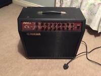 Yamaha DG60-112 guitar amp with USA speaker