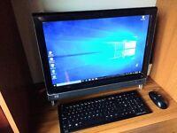 HP TOUCHSMART IQ510 DESKTOP PC