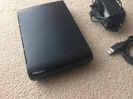 Maxtor External hard drive 1.5TB