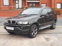 52 BMW X5 3.0D SPORT + AUTO + NEW MOT + TOP SPEC