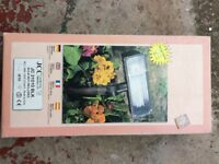 outdoor electric garden light