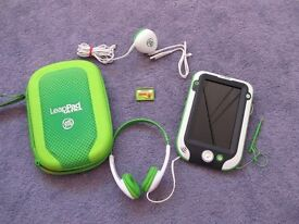 Leap Pad Ultra console & accessories