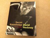 Hockney Secret Knowledge Collectable Book
