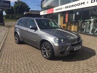 BMW X5 2009 (58 plate) M Sport 3.0 35d Xdive 5 door with FSH, Automatic, SUV, Diesel, 94k miles