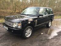 2004 Range Rover Vouge 3.0 TD6 (LOW MILEAGE)