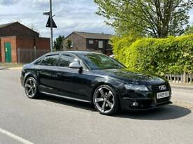 image for 2009 AUDI A4 2.0 TDI S LINE DSG DAMAGED