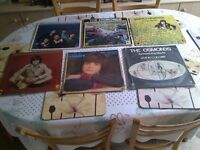 Assorted The Osmonds Vinyl Records For Sale
