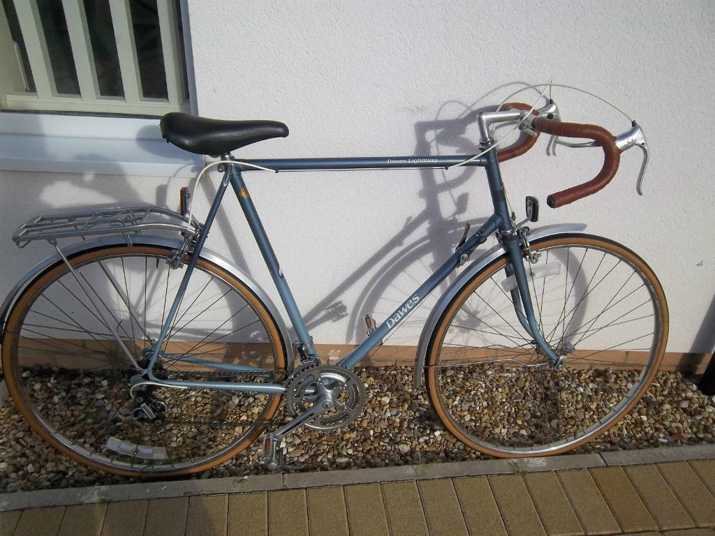 Vintage Dawes Lightning Road Bike In Cambridge Cambridgeshire