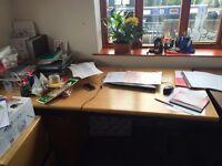 Large desk / Work bench - FREE!
