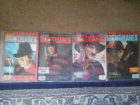 Freddy's Nightmares Magazine #1-4