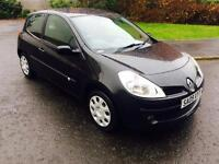 FULL SERVICE HISTORY++CLIO 1.2 EXTREME++3 DOOR++1 YEAR MOT++