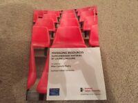 Managing Resources - Laurie J. Mullins (Sheffield Hallam University) Paperback
