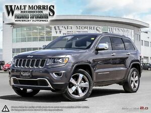 2016 JEEP GRAND CHEROKEE LIMITED: ACCIDENT FREE, LOW KILOMETERS