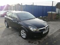 2004 (54) Vauxhall Astra 1.6 i 16v SXi 5dr, 3 Months Warranty & 12 Months Breakdown, £995