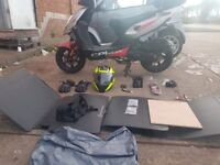 125cc motorcycle Aragon CPI MOT FULL LOG BOOK TAX FULL WORKING