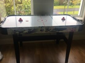 Kids Air Hockey table for sale.