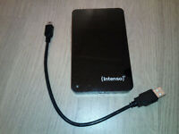 Intenso External Hard Drive 500GB