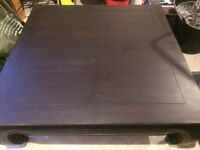 Solid Wood Coffee Table Quick Sale