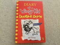 Diary of a Wimpy Kid Double Down Hardback Book NEW