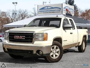 2007 GMC Sierra 1500 All-New SLE EXT CAB Z71