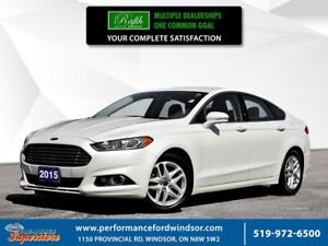 2015 Ford Fusion SE Luxury package with NAV