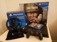 Sony PlayStation 4 + Wireless Headset