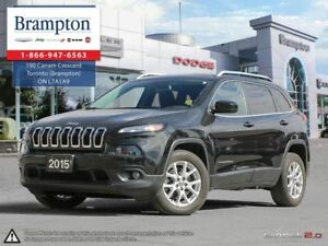 2015 Jeep Cherokee NORTH | FWD | TRADE-IN | CLEAN CARPROOF | 8.4