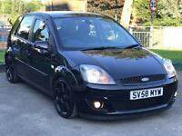 FORD FIESTA ZETEC BLUE 1.2 PETROL NO OF FORMER KEEPERS 2 Full service history ++ 3 months mot
