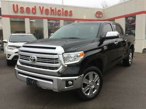 2015 Toyota Tundra 1794 Edition, Leather, Sunroof