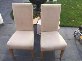 Chair x 2