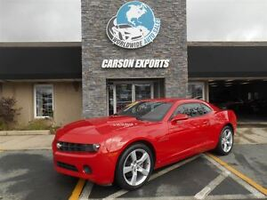 2010 Chevrolet Camaro 6 SPEED!  FINANCING AVAILABLE