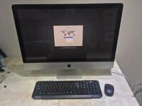 """Apple iMac Mid-2011 27"""" 2.7GHz i5 Quad Core 8GB RAM 1TB HDD MC813B/A"""