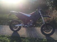 Aprilia mx 124/140 swap for wr125 or motocross