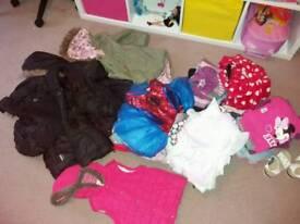Girls bundle 5-6 years