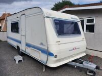 Adria Altea 502 Fixed BunkBeds 5 Berth 2005