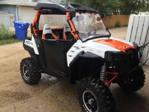 Used 2013 Polaris S-800