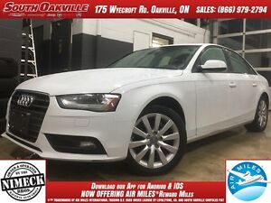 2013 Audi A4 2.0T Premium | AWD | HEATED LEATHER |