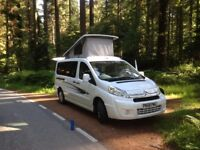 ***REDUCED 3 BERTH CITROEN DISPATCH PROFESSIONAL CAMPER CONVERSION EXCELLENT CONDITION***