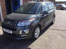 (Yarmouth car centre) Citroen c3 Picasso executive hdi 2015 low miles one owner