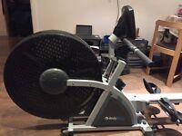Bodymax Oxbridge HR Rowing Machine Like New!!