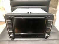 Rns510 Vw double,cd player,rns510,double din,