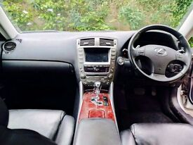 Lexus IS 250 2.5 SE-L SPORTS, Automatic, Full Leather+Nav+Sports Pedal+Rev Camera+Auto Stearing