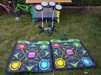 Xbox drums and play mate